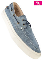 VANS Zapato Del Barco washed canvas blue