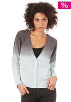VILA Ango Knit Cardigan dark grey melange