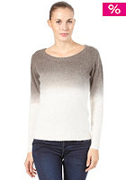 VILA Ango Knit Top brushed nickel