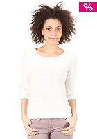 VILA Cata Knit Top white