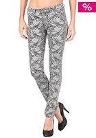 VILA Cleave Printed Pant brushed nickel