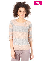 VILA Esther Knit Top creme powder