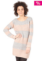 VILA Esther Knit Tunic creme powder