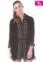 VILA Womens Agatha Knit Cardigan black