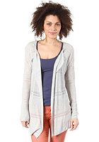 VILA Womens Amora Knit Cardigan light grey melange
