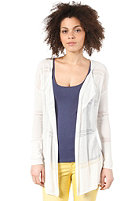 VILA Womens Amora Knit Cardigan off white