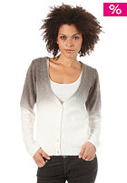 VILA Womens Ango Knit Cardigan brushed nickel