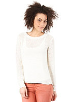 VILA Womens Anvar Knit Top white