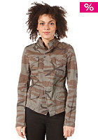 VILA Womens Armly Jacket ivy green
