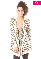 VILA Womens Ayden Knit Cardigan off white