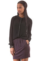 VILA Womens Basila Shirt black