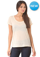 VILA Womens Cameo S/S T-Shirt birch