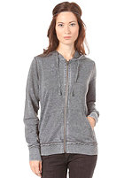VILA Womens Canta Hooded Sweat dark grey melange