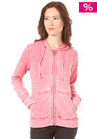 VILA Womens Canta Hooded Sweat teaberry