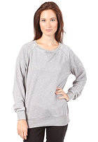 VILA Womens Canta Sweat light grey melange