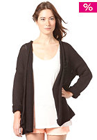 VILA Womens Cass Knit Cardigan black