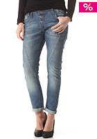 VILA Womens Cila Boyfriend light blue denim