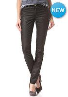 VILA Womens Cleavo 5Pocket LW Coated Pant black
