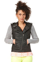 VILA Womens Combat Jacket black