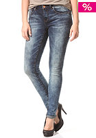 VILA Womens Crush Hk0021 5P Skinny dark blue denim