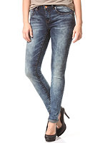 VILA Womens Crush Hk0021 5P Skinny Pant dark blue denim
