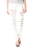 VILA Womens Crush Skinny P0013 Destroys optical snow