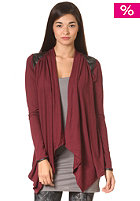 VILA Womens Crys Cardigan windsor wine