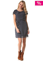 VILA Womens Dotty S/L Dress total eclipse