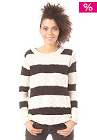 VILA Womens Emmely Knit Top black