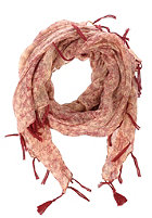 VILA Womens Ethnal Scarf rumba red