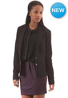 VILA Womens Flour Blazer black/snow white