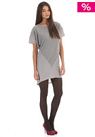 VILA Womens Goldenpoint Tunic dark grey melange