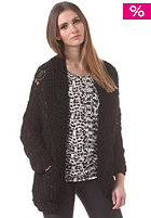 VILA Womens Janist Knit Cardigan black