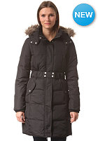 VILA Womens Joela Down New Coat black