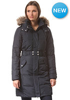VILA Womens Joela Down New Coat total eclipse