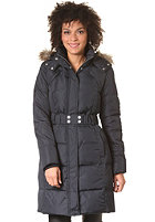 VILA Womens Joela New 2 Down Coat total eclipse
