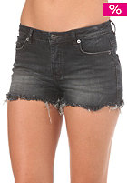 VILA Womens Kanis Shorts black
