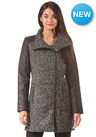 VILA Womens Kendra Salt Coat black