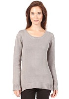 VILA Womens Lash Knit Sweat rabbit