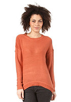 VILA Womens Lexi Knit Top aragon