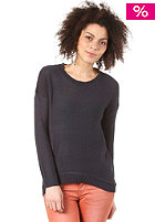 VILA Womens Lexi Knit Top marine