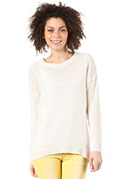 VILA Womens Lexi Knit Top off white
