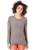 VILA Womens Lexi Knit Top rabbit