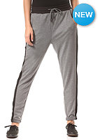 VILA Womens Line Pant medium grey melange