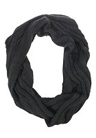 VILA Womens London Knit Scarf black