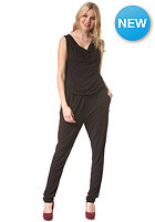 VILA Womens Low S/L Jumpsuit black