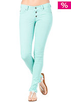VILA Womens Lowe Superlow Slim Color Pant cascade