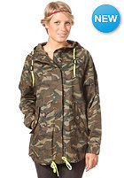 VILA Womens Maki Army Jacket ivy green