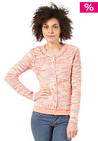 VILA Womens Multa Knit Cardigan novelle peach