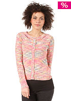 VILA Womens Multa Knit Cardigan sand shell
